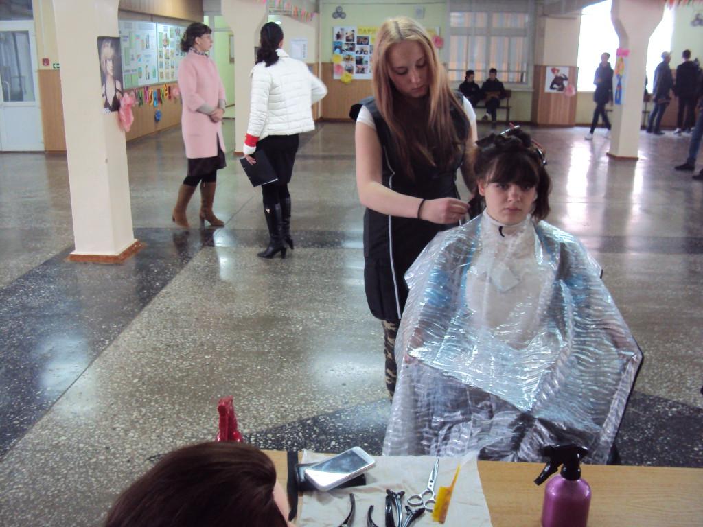 Мастер-класс 2 Выполнение плетения кос
